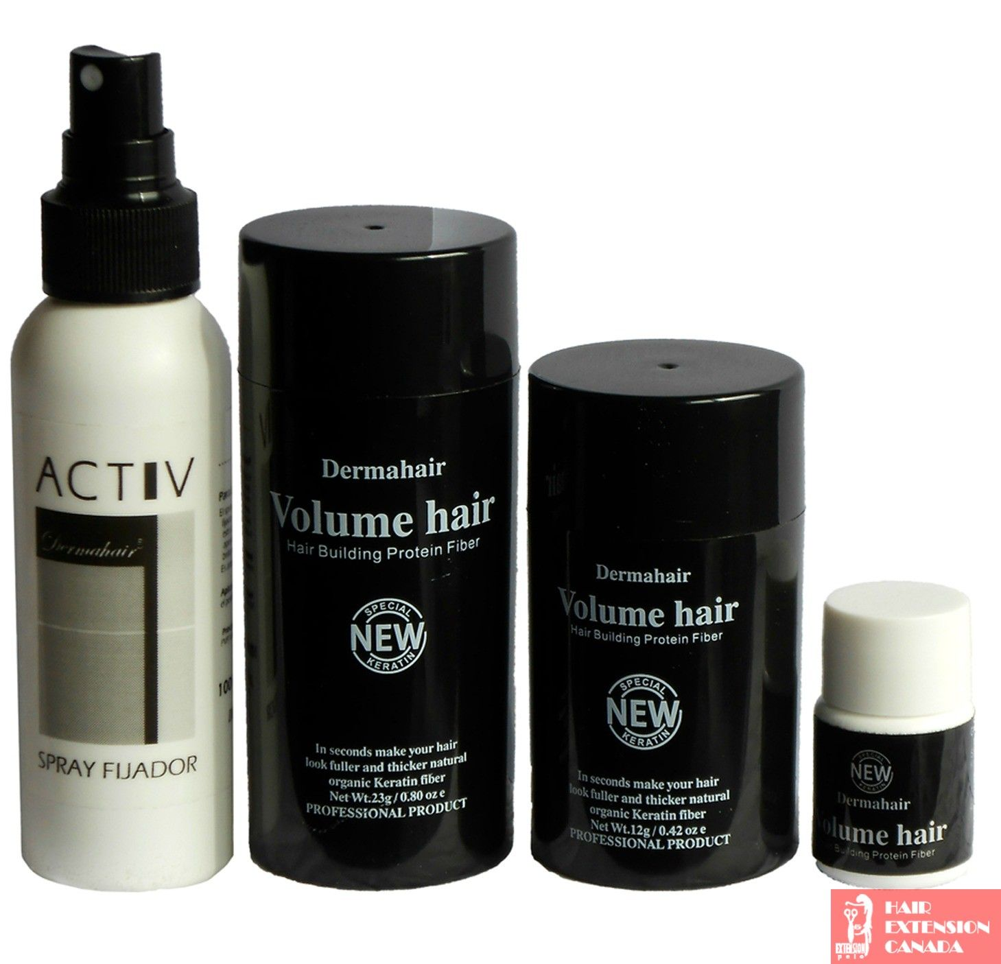 Fibra capilar Volume Hair