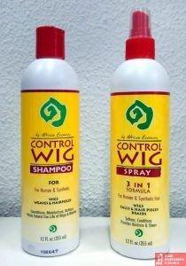 Champú y Spray para pelucas