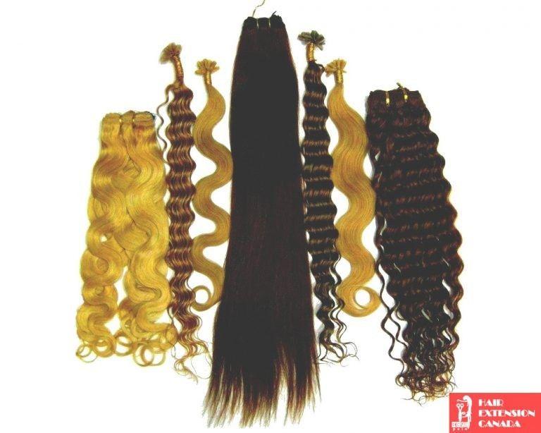 Cómo cuidar las extensiones de cabello natural