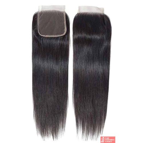 Novedad !! Frontal Lace Closure de cabello natural